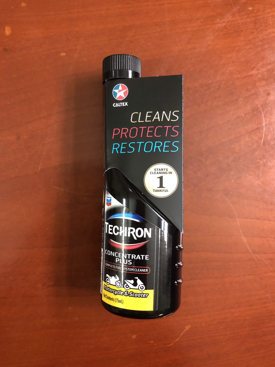 Clean project restores