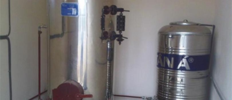 Dịch vụ xử lý nước lò hơi