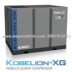 Máy nén khí trục vít Kobelco 90kw (125hp) - AG90A