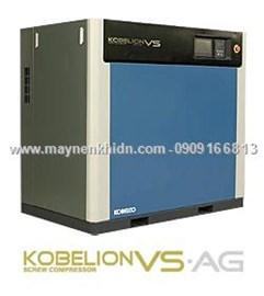 Máy nén khí trục vít Kobelco 22kw (30hp) - AG22A