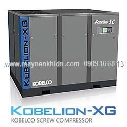 Máy nén khí trục vít Kobelco 55kw (75hp) - AG55A