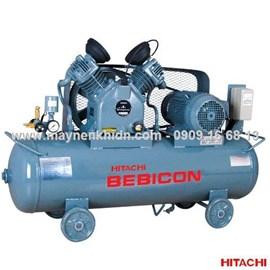 Máy nén khí piston Hitachi 0.75kw (1hp)