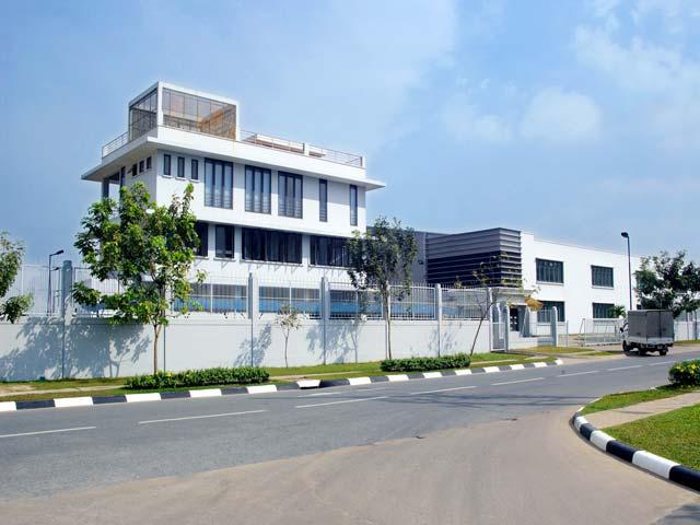 Nhà Máy Box Pak - VISIP1 - Bình Dương
