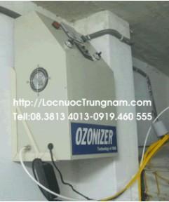 Máy Ozone khử trùng nước