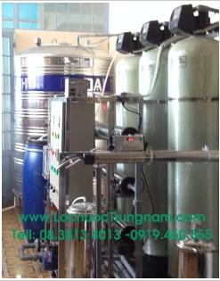 Hệ thống lọc nước tinh khiết lọc thận