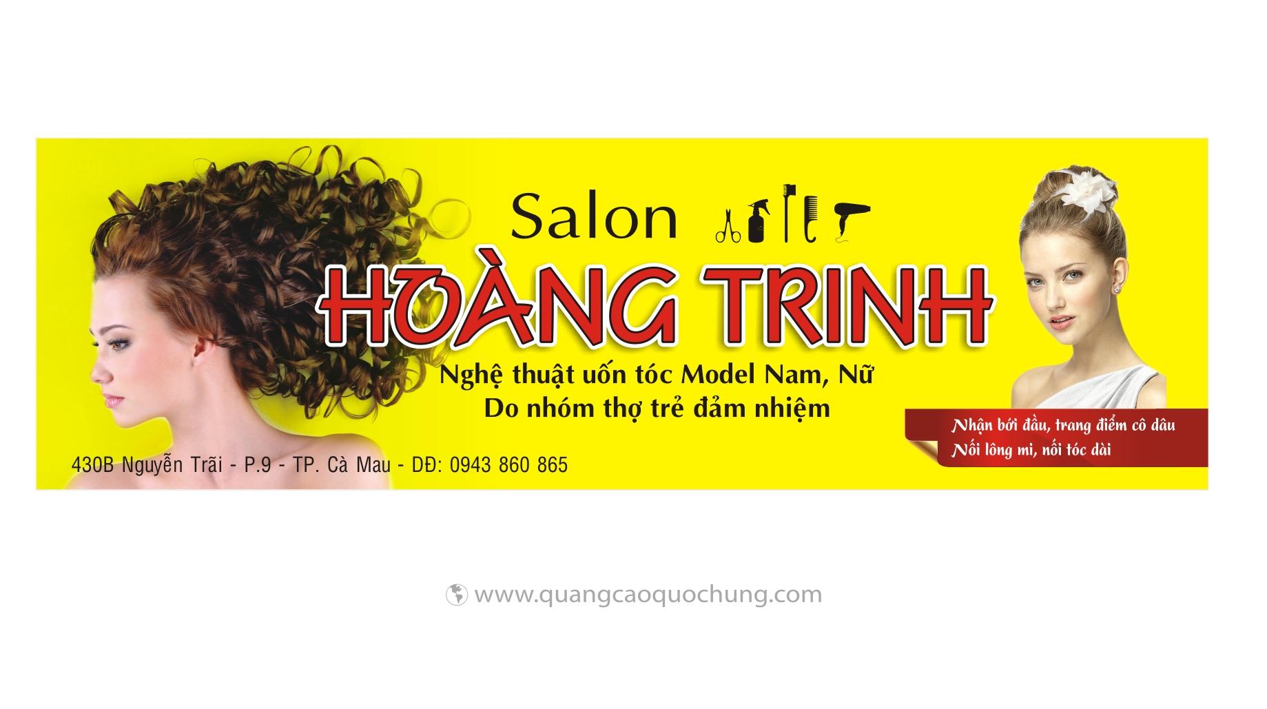 Salon Hoàng Trinh