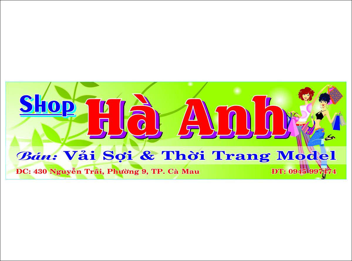 Shop Hà Anh