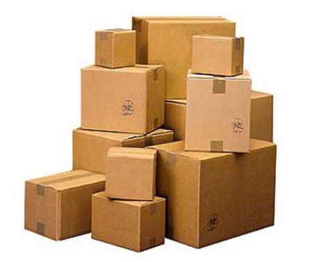 Thùng carton 3 lớp vận chuyển