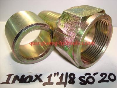 Đầu ống dùng cho ống Inox