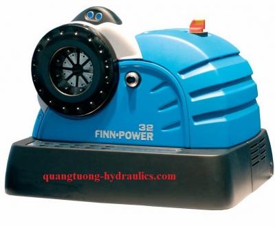 Máy Ép Ống Finn Power - Phần Lan.