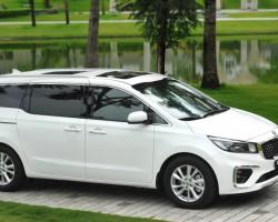 Xe du lịch Kia Sedona Luxury 7 chỗ