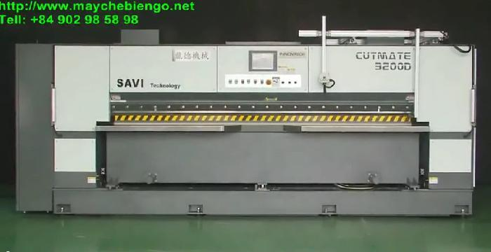 Máy cắt Veneer