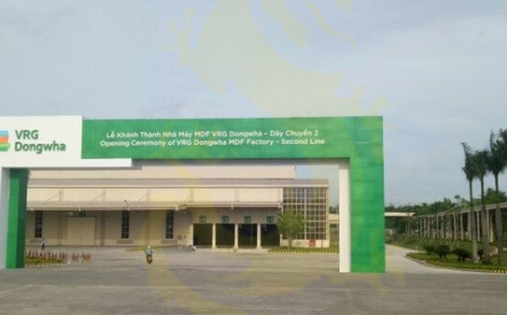 Nhà máy VRG DONGWHA