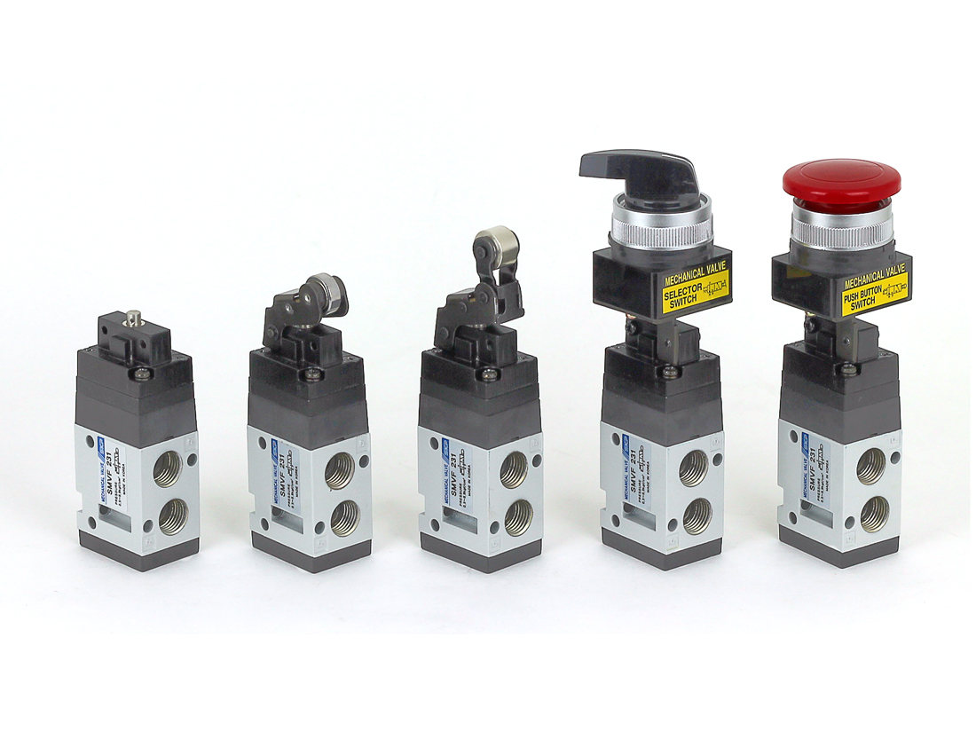 3port-pilot-type-mechanical-valve