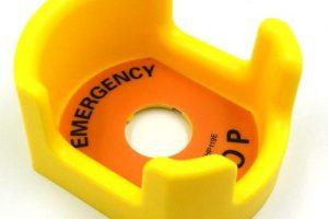 Chụp bảo vệ nút dừng khẩn cấp