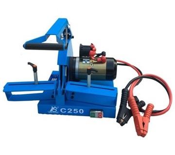 Máy cắt ống thủy lực YuBen C250