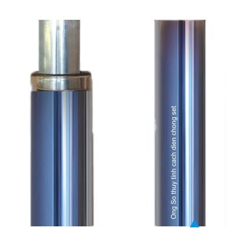 Ống thủy tinh cách điện 2 mét