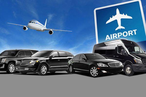 Cho thuê xe đưa đón sân bay