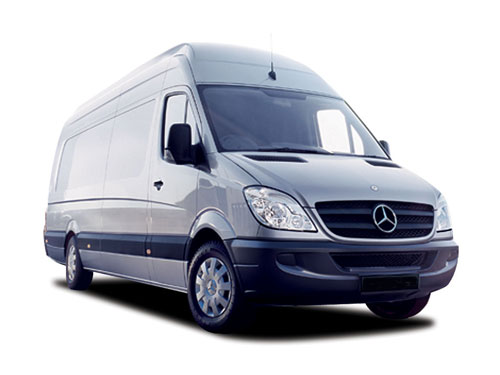 Cho thuê xe 16 chỗ Mercedes
