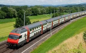 Vận tải hàng hóa nội địa bằng đường sắt