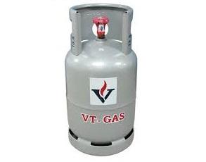 VT gas 12 kg màu xám