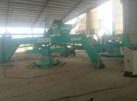 Hệ thống rung ép Lắp đặt Tại Thanh Hoá