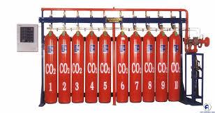 Hệ thống chữa cháy khí Co2
