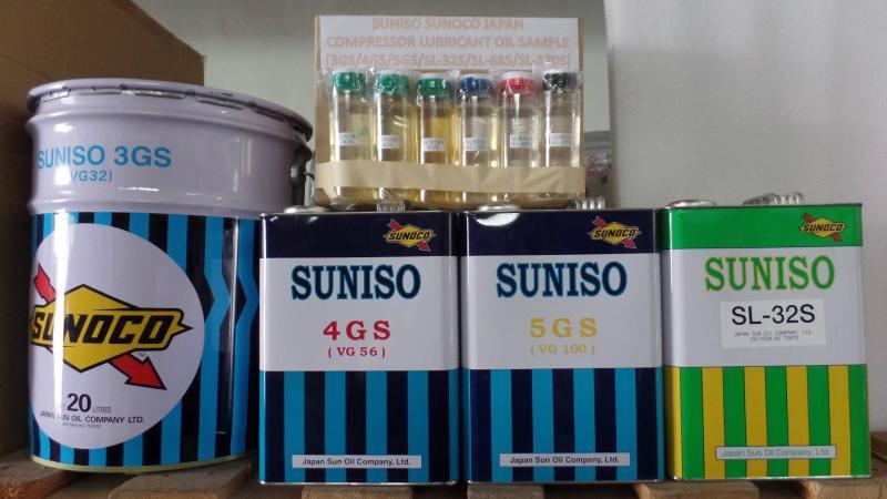 Dầu lạnh Suniso 3gs – nhớt lạnh suniso 3gs