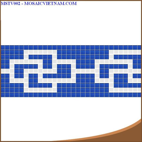 Mosaic viền