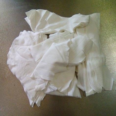 Vải lau trắng N2