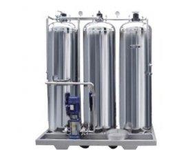 Hệ thống lọc nước máy công suất gia đình