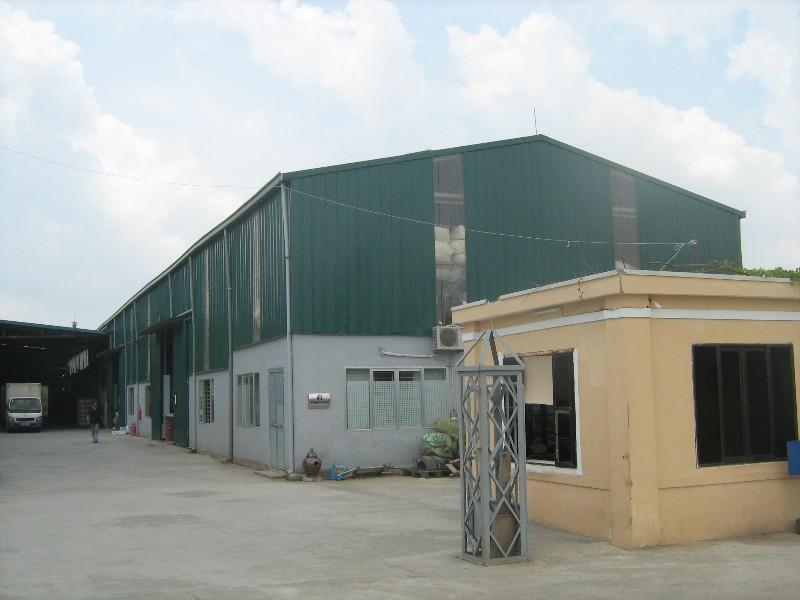 Khu nhà máy