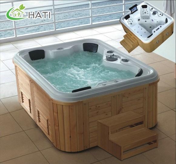 Bồn tắm jacuzzi, massage