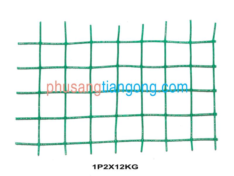 Lưới vuông nhúng nhựa