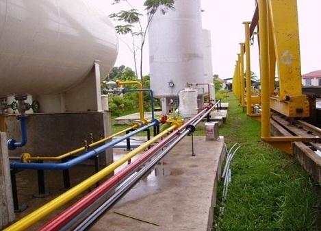 Thiết kế, thi công lắp đặt hệ thống gas