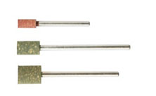 Mounted Points with 6-mm Shank (Long Shank)