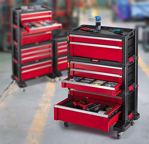 Tools storage &Tools system set