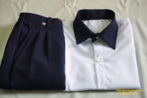 Đồng phục học sinh nam cấp 1