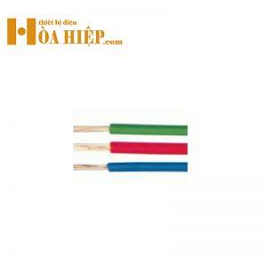 Dây điện đơn 1×1.5mm2 màu đỏ SINO VSF1/D