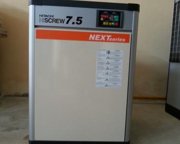 Máy Nén Khí Hitachi 7,5 Kw ( OSP-7.5M5AN)
