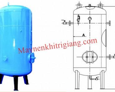 Bình tích khí 1m3 ( Bình tích áp lực )