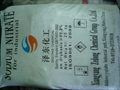 Sodium nitrate - NaNO3