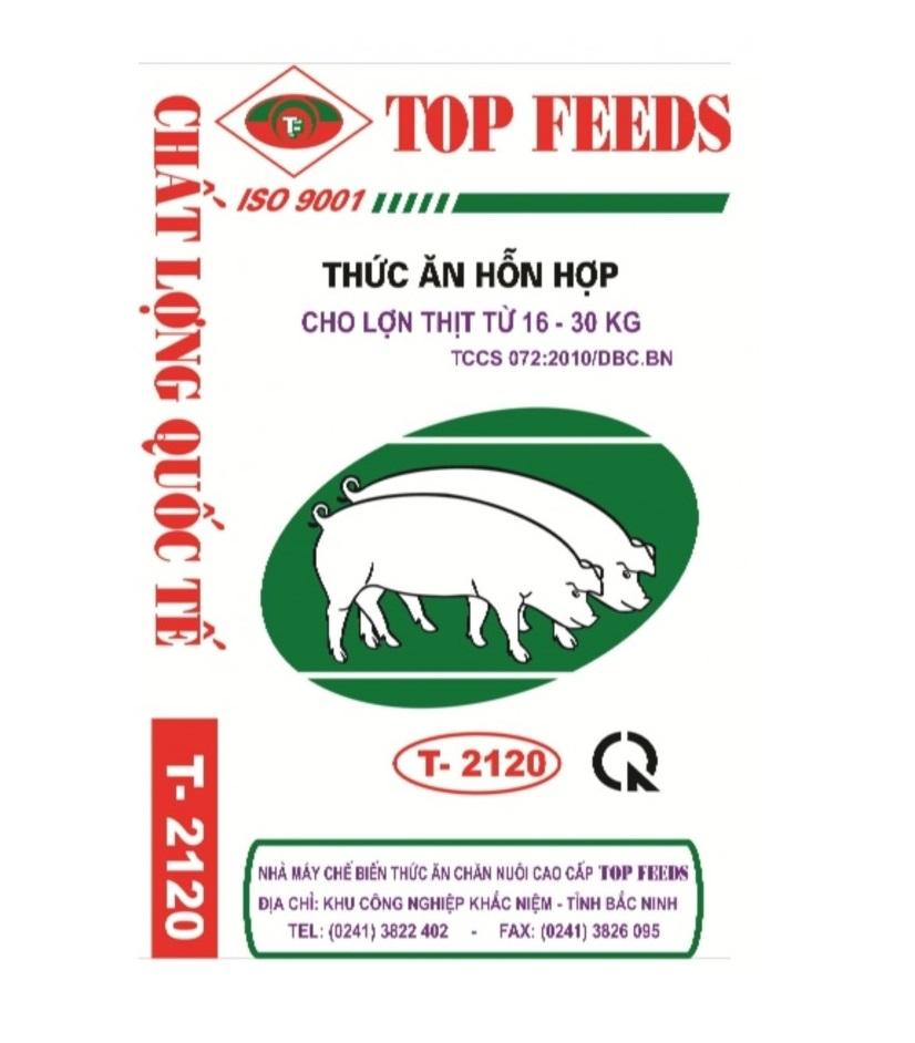 Bao PP dệt đựng thức ăn chăn nuôi