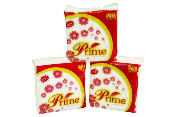 Giấy vuông Prime (hoa đào – vỏ đỏ)