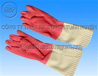 Găng tay hóa chất