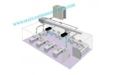Máy lạnh trung tâm hệ VRV