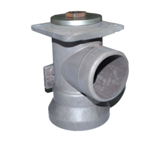 Atlas air intake valve