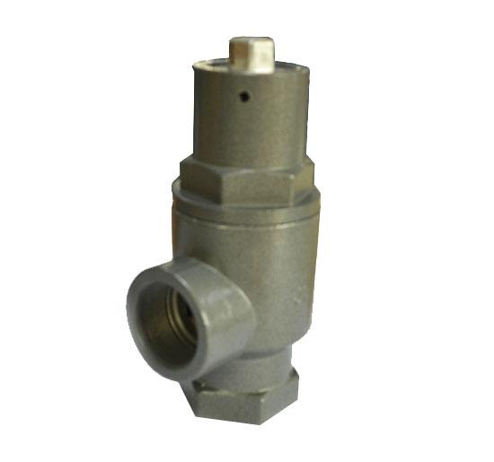 minimum pressure valve