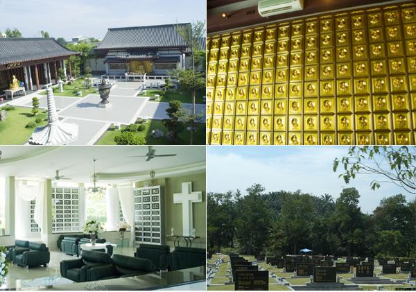 Kinh doanh Nghĩa trang cao cấp