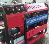 Máy bơm động cơ dầu 20HP